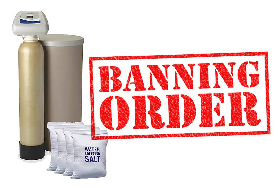 Why are Salt-Based Softeners Being Banned? | Enviro Water