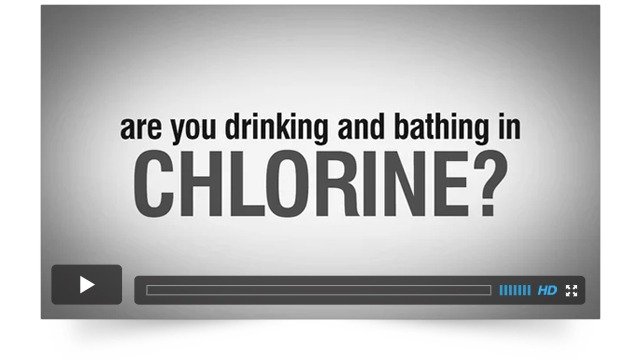 Are You Drinking & Bathing in Chlorine?