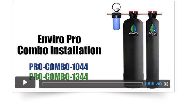 Pro Combo 1044/1344 Installation